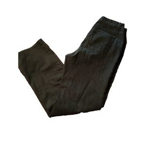 Croft & Barrow Natural Fit Black Jeans